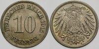 Kleinmünzen 10 Pfennig