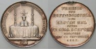 Mühlhausen in Thüringen-Stadt Silbermedaille