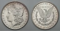 Vereinigte Staaten von Amerika 1 Dollar MORGAN TYPE