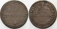 Münster-Domkapitel 6 Pfennig