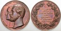 Schaumburg-Lippe Bronzemedaille Adolf Georg 1860-1893.