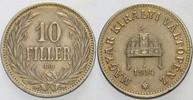 10 Filler 1914 K.B. Ungarn Franz Josef I. ...