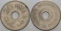 Palästina 20 Mils