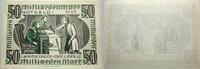 Das Papiernotgeld von Westfalen 50 Milliarden Mark LANDKREIS BIELEFELD