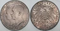 Mecklenburg-Schwerin 5 Mark Friedrich Franz IV. 1897-1918