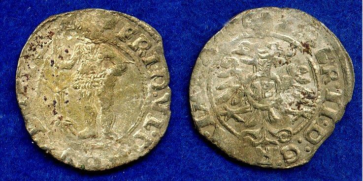 Kipper- 12 Kreuzer o. J. Braunschweig-Wolfenbüttel Friedrich Ulrich (1613-1634) s-ss