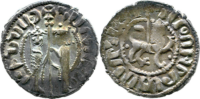 Tram o. J. Amenien Hethum I. und Isabel (Zabel) ss-vz