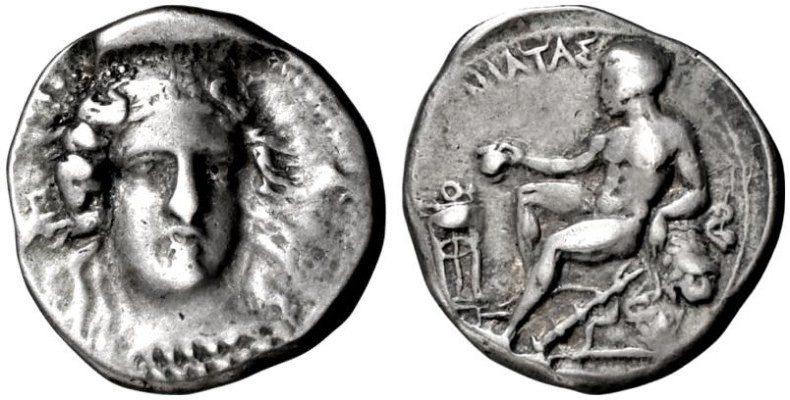 Stater 400-325 v. Chr. Bruttium / Kroton Bruttium / Kroton ss