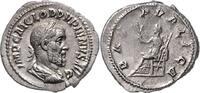 Römisches Kaiserreich Denar Pupienus (April bis Juli 238 n. Chr.)