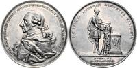Brandenburg-Preußen Silbermedaille Preußen / Friedrich II. / sein Tod und der Deutschen Fürstenbund