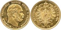 Preußen 10 Mark Wilhelm I. (1861-1877)