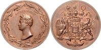 NAPOLEON UND SEINE ZEIT Bronzemedaille Die Sieger bei Waterloo / Gneisenau