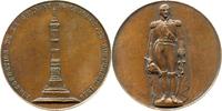 Belgien - Brüssel Bronzemedaille Einweihung der Kongress-Säule in Brüssel
