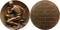Sachsen-Chemnitz, Stadt Bronzemedaille