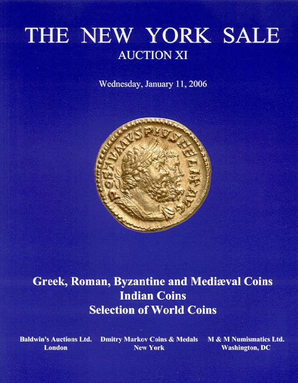 2006 AUCTION CATALOGUES - THE NEW YORK SALE 11 neuwertig