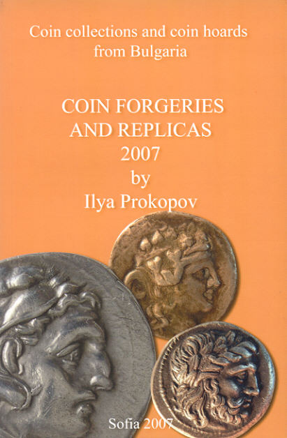 2007 ANCIENT COINS - PROKOPOV - COIN FORGERIES AND REPLICAS Vol. 6 NEU
