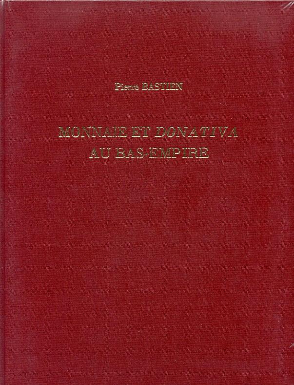 1988 ANCIENT COINS - BASTIEN - MONNAIE ET DONATIVA NEU