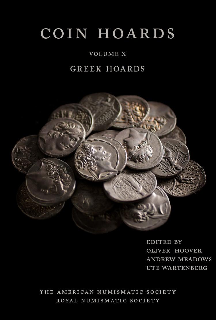 2010 ANCIENT COINS - COIN HOARDS VOL. X - GREEK HOARDS. Seleukiden NEU