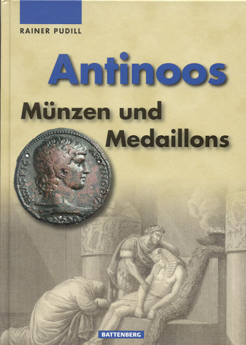 2014 ANCIENT COINS - PUDILL - ANTINOOS MÜNZEN UND MEDAILLONS NEU