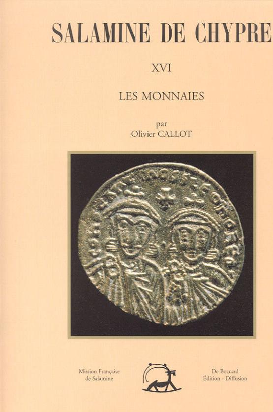 2004 ANCIENT COINS - CALLOT - SALAMINE DE CHYPRE NEU