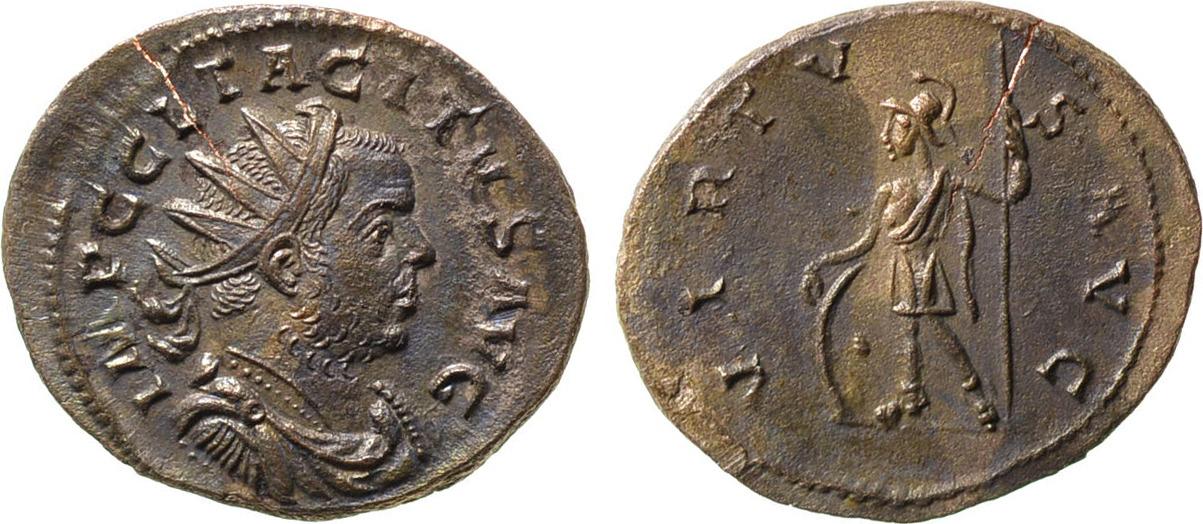 Antoninian ROMAN COINS - TACITUS, 275-276 Fast vorzüglich