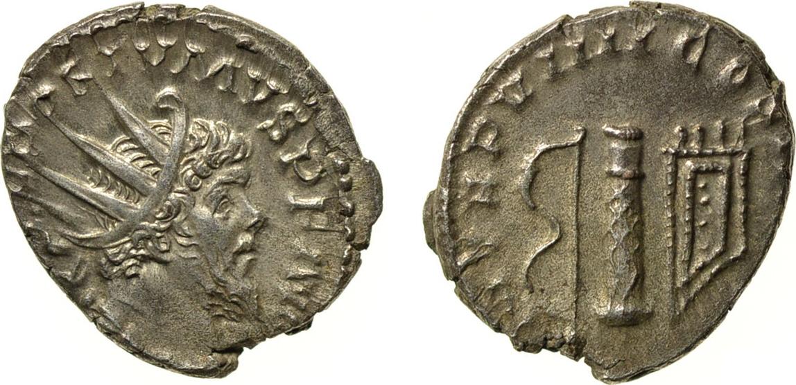Antoninian ROMAN COINS - POSTUMUS, 260-269 Vorzüglich