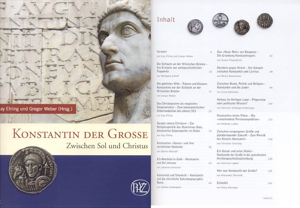 2011 ANCIENT COINS - KONSTANTIN DER GROSSE NEU