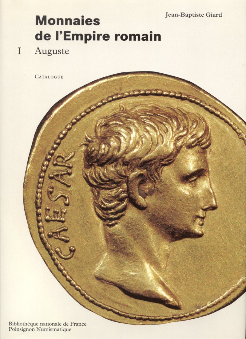 2002 ANCIENT COINS - BIBLIOTHEQUE NATIONALE DE FRANCE I - AUGUSTE NEU