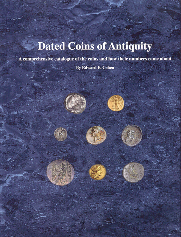 2011 ANCIENT COINS - COHEN - DATED COINS OF ANTIQUITY NEU