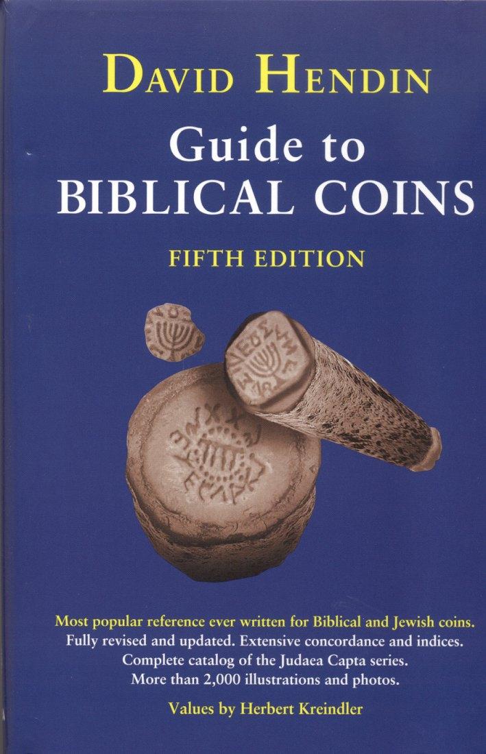 2010 ANCIENT COINS - HENDIN - GUIDE OF BIBLICAL COINS NEU