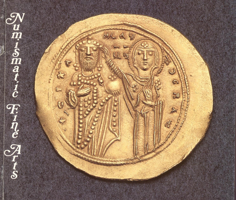 1987 AUCTION CATALOGUES NFA 18 - ANCIENT ROMAN & BYZANTINE COINS gebraucht
