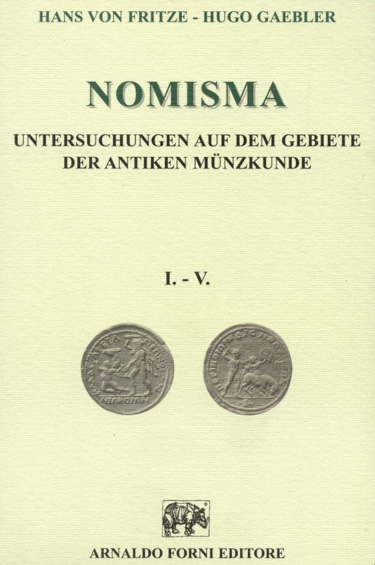 2002 ANCIENT COINS - NOMISMA - Untersuchungen auf dem Gebiete der antiken Münzkunde NEU