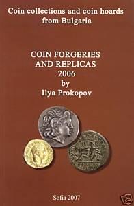 2007 ANCIENT COINS - PROKOPOV - COIN FORGERIES AND REPLICAS (Histiaea) NEU