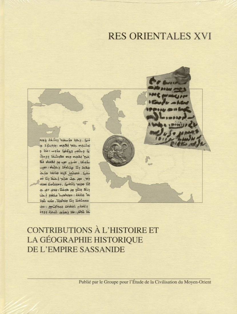2004 ANCIENT COINS - NEW EVIDENCE FOR SASANIAN NUMISMATICS: THE COLLECTION OF AHMAD SAEEDI NEU