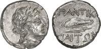 Drachme  GREEK COINS - SCHARZMEERGEBIET - PANTIKAPAION Sehr schön+  375,00 EUR  zzgl. 7,50 EUR Versand