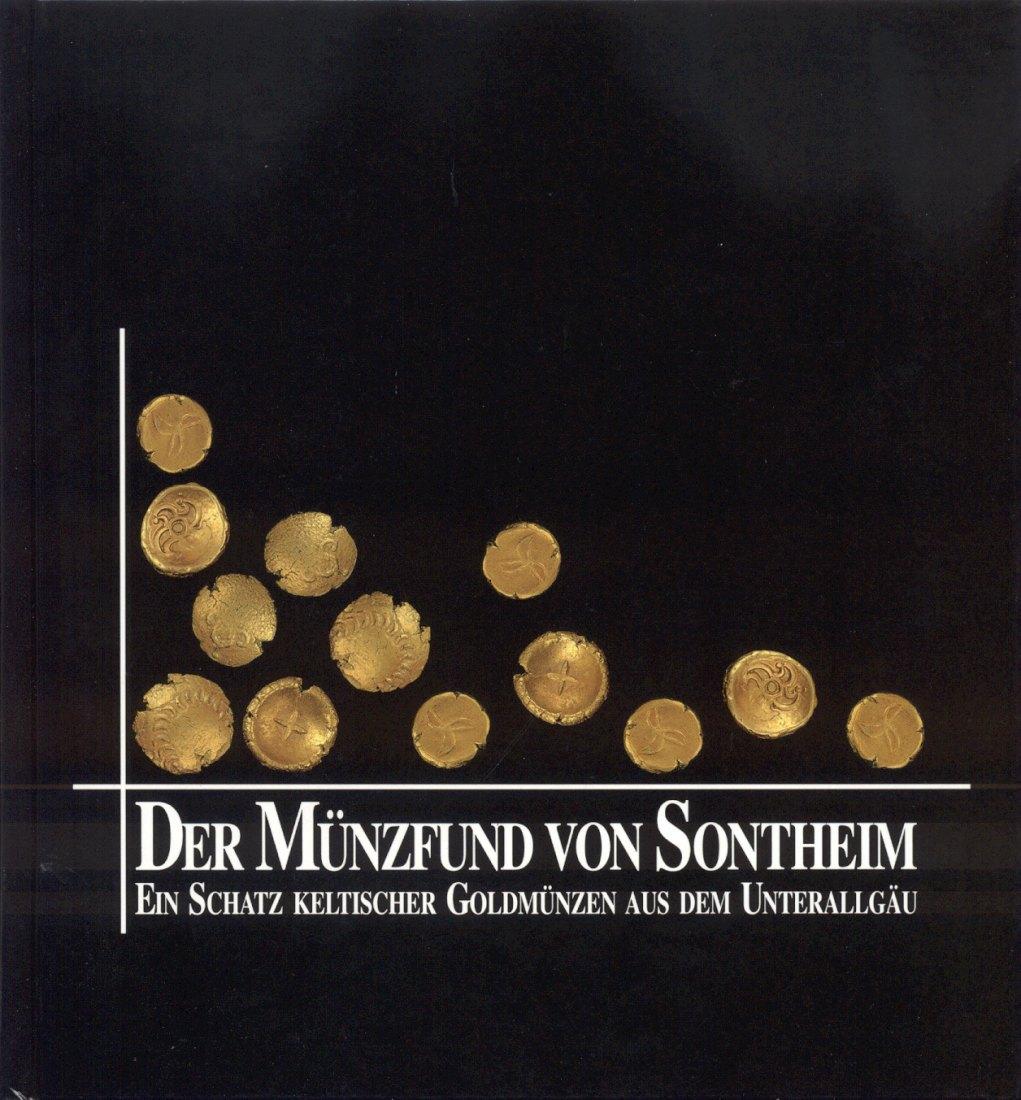 1993 CELTIC COINS - ZIEGAUS - DER MÜNZFUND VON SONTHEIM NEU