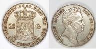 The Netherlands, 2.5 Gulden 1840.