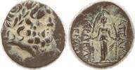 Phrygia - Apameia Bronze Kopf Zeus n.r. / Statue Artemis Anaitis , Magistrates Heraklei und Eglogistes