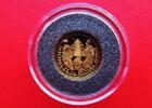 Kuba 5 Pesos GOLD - Cuba  - Die kleinsten Goldmünzen der Welt: Die Legende der Azteken ,