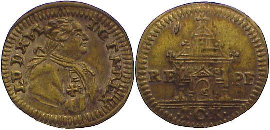 Rechenpfennig 1734-1780 Rechenpfennige Johann Georg Kunstmann 1734-1780. Reste von Versilberung, vorzüglich