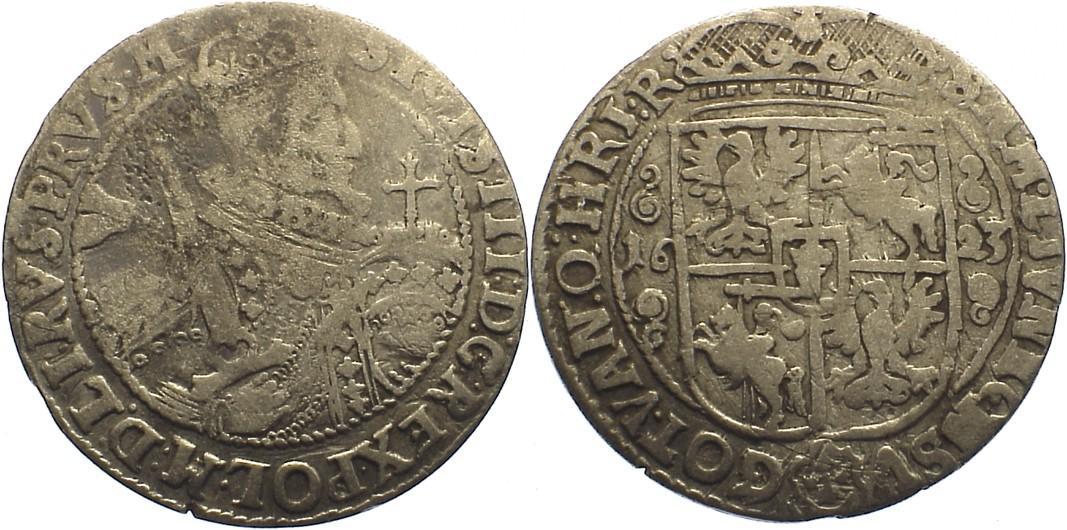 Ort 1623 Polen Sigismund III. 1587-1632. fast sehr schön