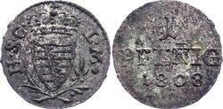 Pfennig 1808 Sachsen-Coburg-Saalfeld Ernst 1806-1826. vorzüglich