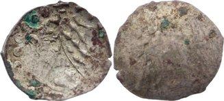 Einseitiger Pfennig 1592-1610 Pfalz, Kurlinie Friedrich IV. 1592-1610. sehr schön