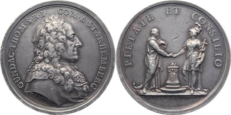Silbermedaille 1740-1780 Haus Habsburg Maria Theresia 1740-1780. kl. Randfehler, sehr schön