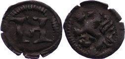 Pfennig 1508-1529 Minden, Bistum Franz I. 1508-1529. sehr selten, kl. Randfehler, sehr schön