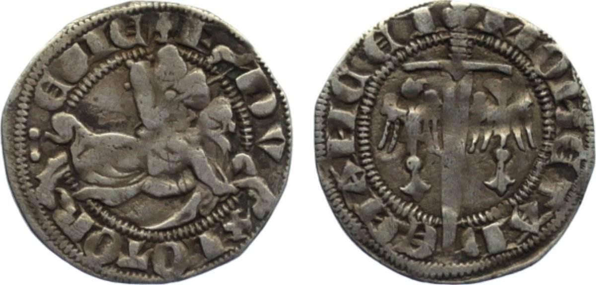 gros 1251-1303 Lothringen, Herzogtum Ferry III. 1251-1303. selten, sehr schön