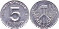 DDR 5 Pfennig