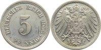 Kleinmünzen 5 Pfennig