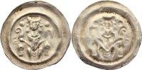 Magdeburg, Erzbistum Brakteat Albrecht von Käfernburg 1205-1232.