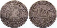 Sachsen-Alt-Weimar Dicker Doppeltaler Johann Ernst und seine sieben Brüder 1605-1619.